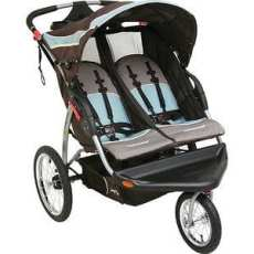 Kristen and I would like to buy someone's used double baby jogging stroller. Any offers?