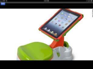 The $40 iPotty will make a big splash!