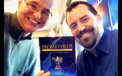 Book Launch Prometheus Rebound