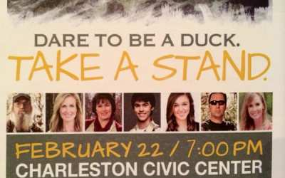 Dare to Be a Duck. Take a Stand.