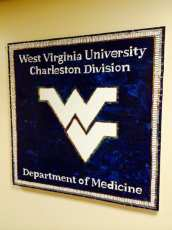 Kristen's working now with the WVU School of Medicine / CAMC