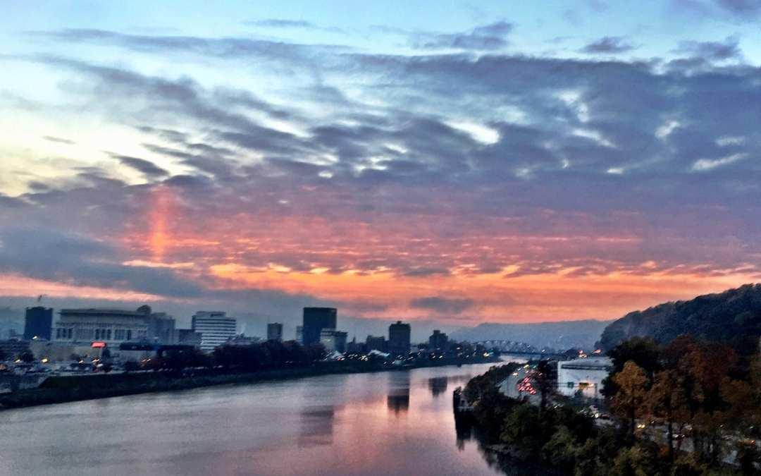 Good morning Charleston West Virginia