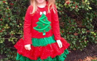 Going to visit Santa and Elsa tonight!