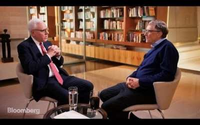 Insightful Interview with Bill Gates