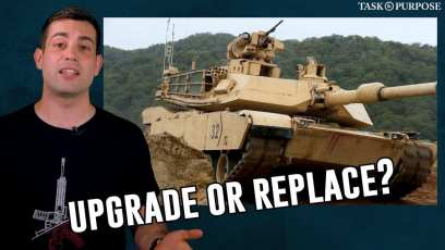 M1A2 Abrams' Tank New Upgrades Will Blow You Away
