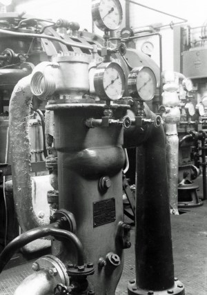 SWEHS_5.2.012.jpg - Date 1950 - Dorchester Street Generating Station, Churchill Bridge. Commenced supply 1890.