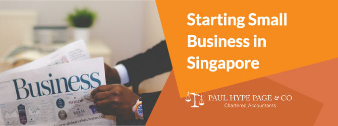 Starting Small Business