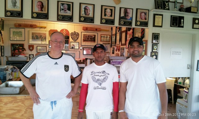 October 2012 - Sarasota Cricket Club