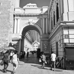 Arch-Walking in Merida, MX by Birgit Pauli-Haack