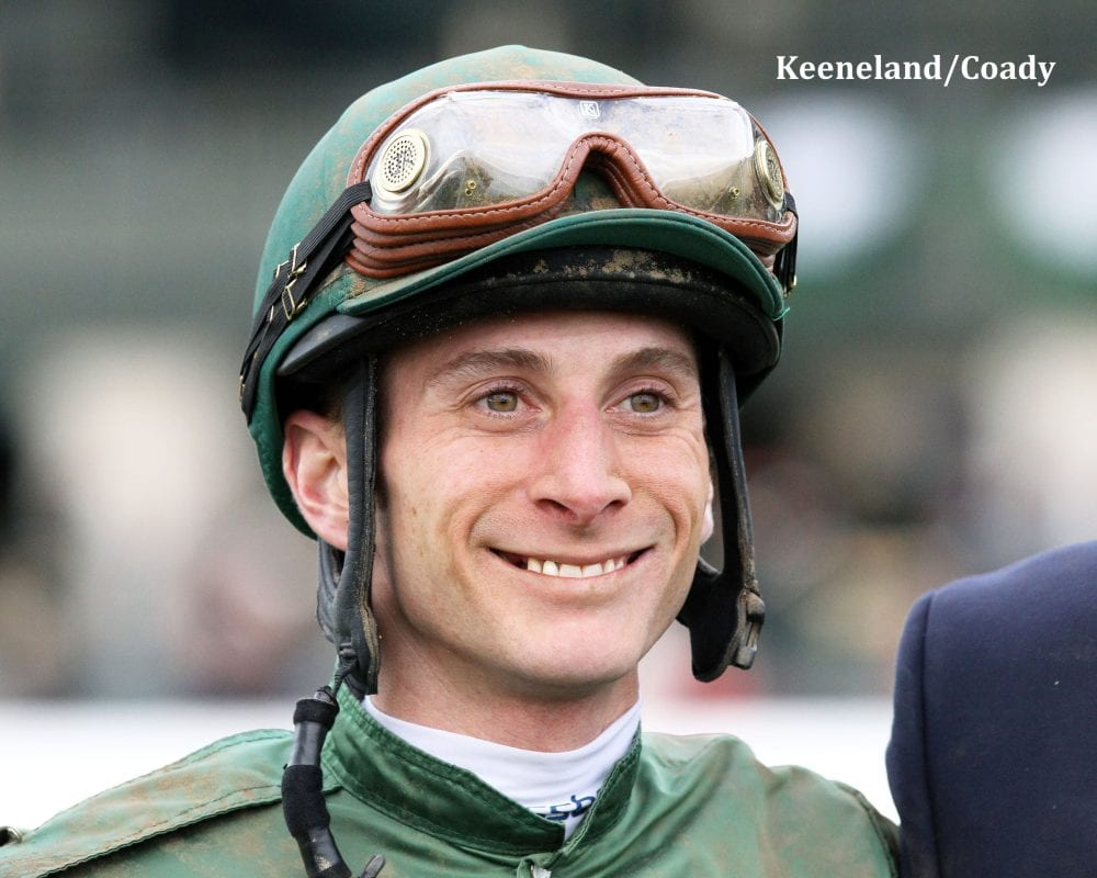 Jockey Rocco Returns To Oaklawn For Upcoming Meet Horse