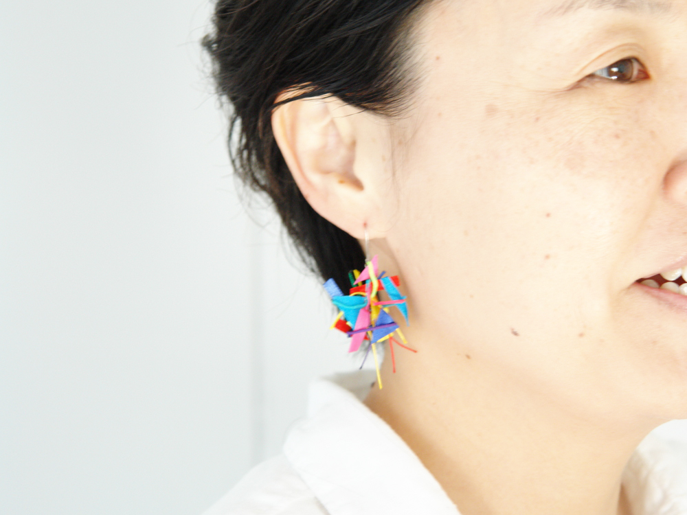 CHIRI-edition small pierce