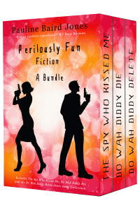 perilously fun fiction cover