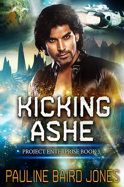 Kicking Ashe Cover art