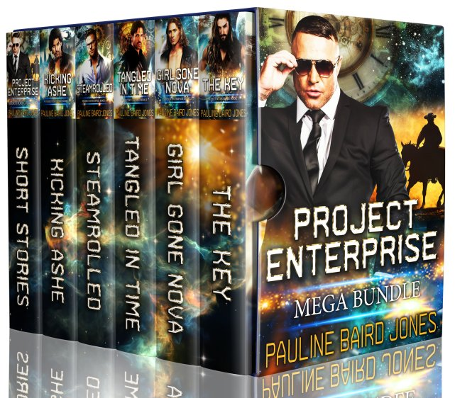 Book Cover: Project Enterprise Mega Bundle
