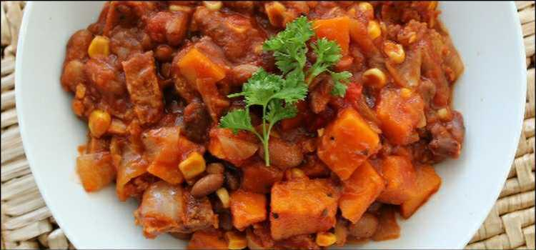 Pinto Bean & Spicy Sausage Stew