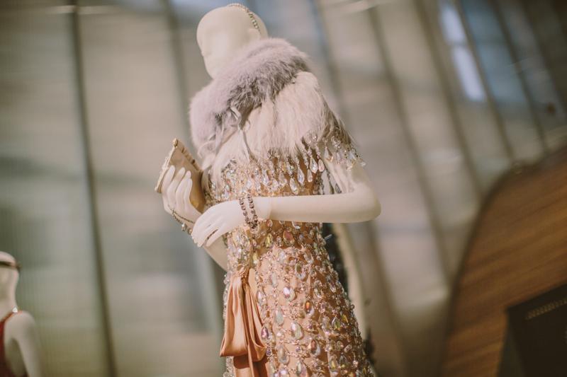 prada exhibition Dress Gatsby the great Gastby costumes PAULINEFASHIONBLOG.COM  4 Dress Gatsby