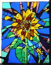 87mozaika szklana