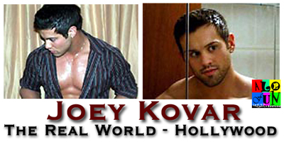 joey kovar real world