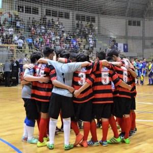 Paulista fica em segundo no Estadual Sub-15