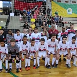 Equipe Mirim não consegue classificação para a final do Estadual