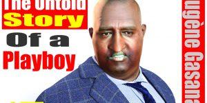 Eugene Gasana having Sex With Ange Kagame