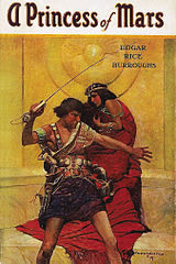 Princess of Mars cover