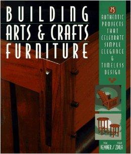 Building Arts & Crafts Furniture