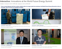 Innovations Word Future Energy Summit
