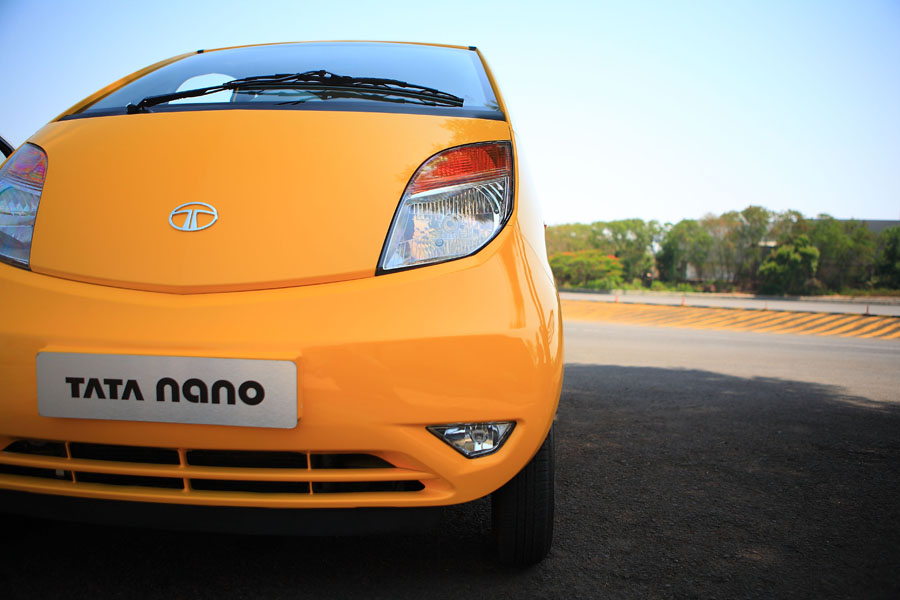Tata Nano, the world's cheapest car