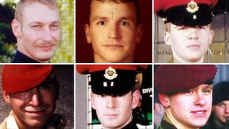 Red Cap deaths in Iraq: 10 years on