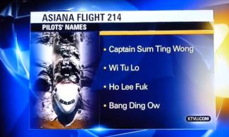 San Francisco plane crash: Asiana Airlines considers legal action over TV news prank