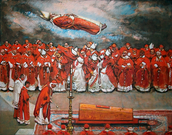 The Apotheosis of John Paul II