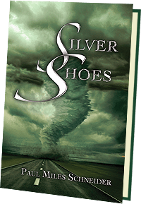 Silver Shoes book cover