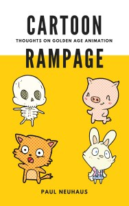 Book Cover: Cartoon Rampage