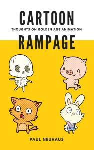 Book Cover: Cartoon Rampage