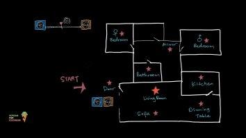 """Game Map by Yu """"Fiona"""" Jiayue"""