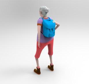 Model by Rui Rela, Texture by Sandra Olim