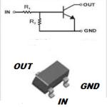 Transistor digital