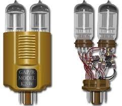 Amplificador operacional valvulado