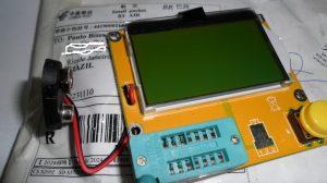 Medidor de ESR, diodos, transistores, etc