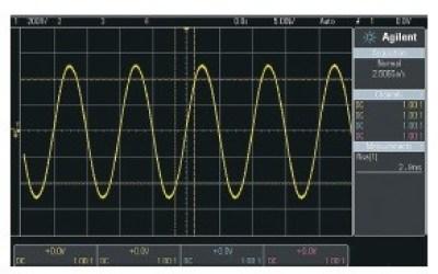 Clock de 100MHz com BW = 100MHz