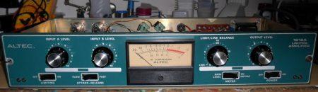 Limiter Amplifier ALTEC 1612A