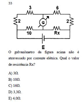 Questão 33 - IFPI