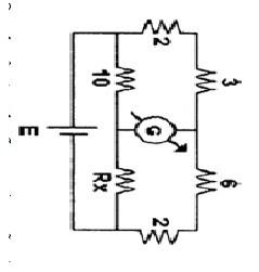 Redesenhando o circuito da questão 33