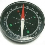 Fig. 3 - Bússola