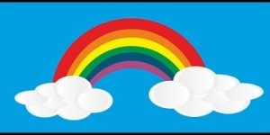 cores do arco Iris
