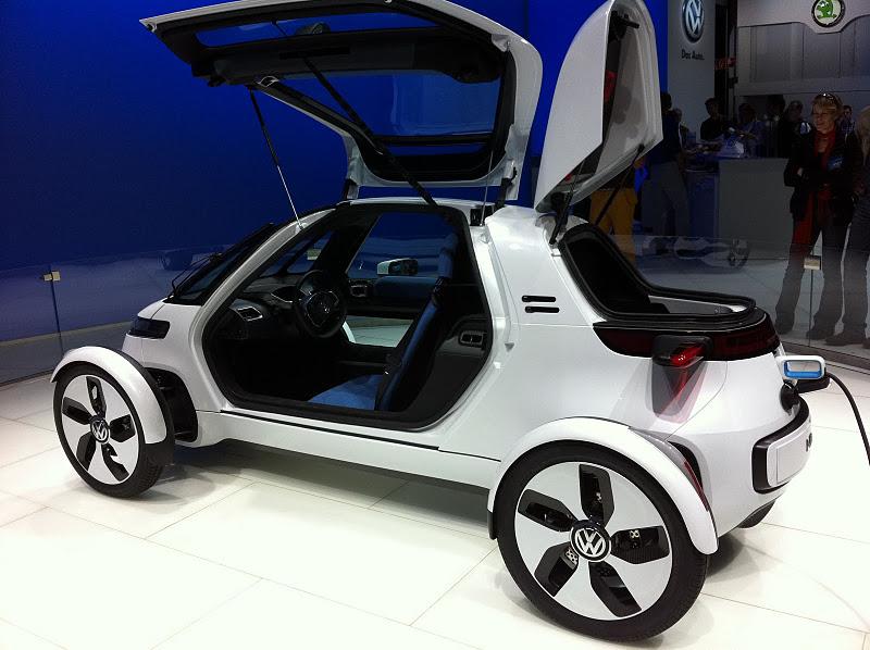 2011 International Auto Show, Frankfurt, Germany
