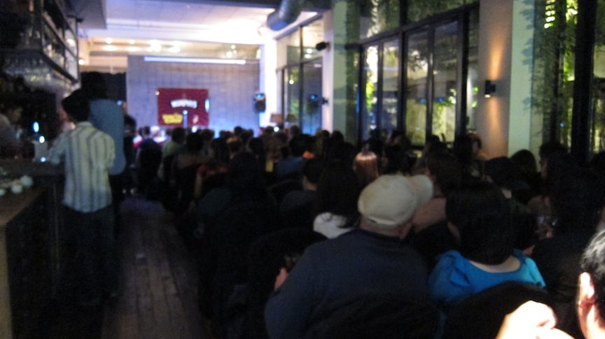 Paul Ogata Sold Out Show In Shanghai