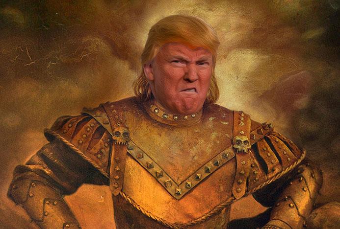 Donald The Carpathian