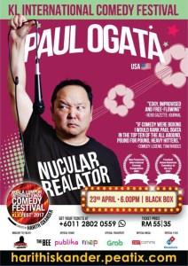 Paul Ogata in Kuala Lumpur @ Black Box   Kuala Lumpur   Wilayah Persekutuan Kuala Lumpur   Malaysia